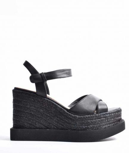 Paloma Barcelò sandalo Cauca Napasoft black Tersicore Crotone